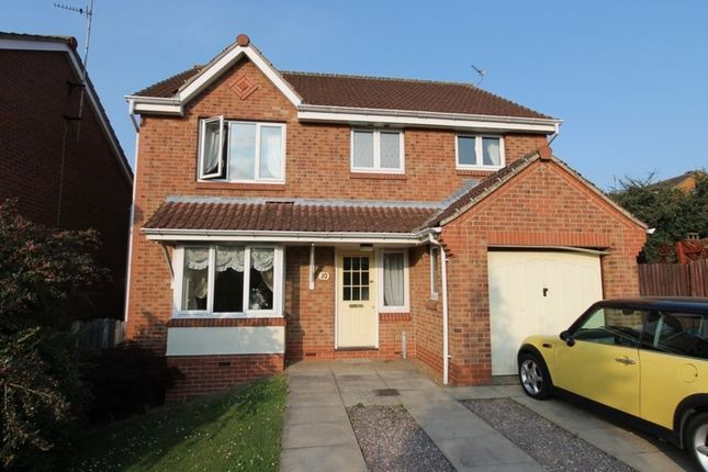 Thumbnail Detached house to rent in Birch Green Close, Maltby, Rotherham