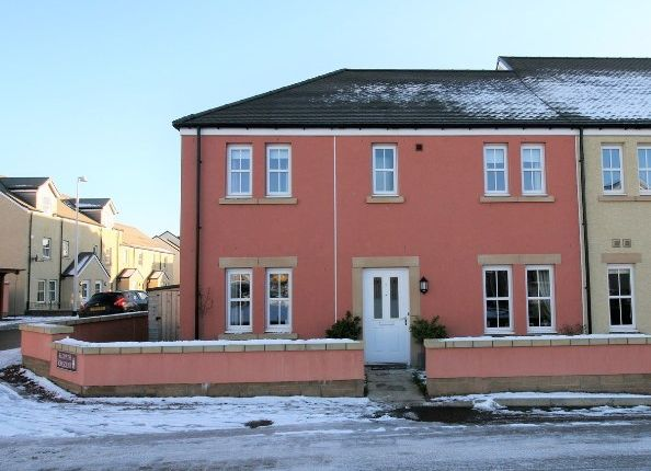 Thumbnail Semi-detached house for sale in Redpath Crescent, Galashiels