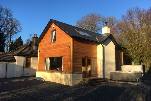 Thumbnail Cottage for sale in Garden Cottage, Brocklehirst, Collin, Dumfries