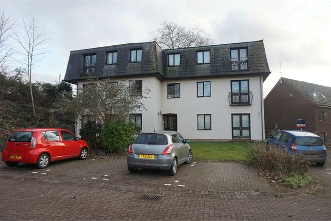 Thumbnail Flat for sale in Station Road, Abergavenny, Monmouthshire