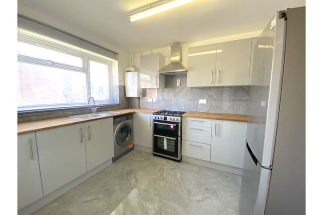 Thumbnail End terrace house to rent in Kerstin Close, Hayes