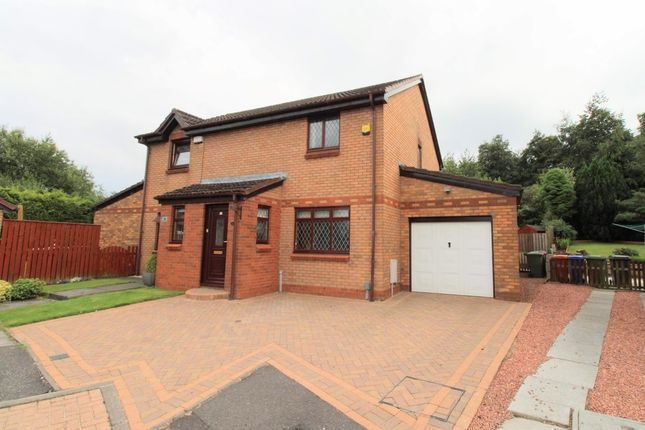 Thumbnail Semi-detached house to rent in Letham Oval, Bishopbriggs, Glasgow