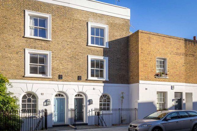 4 bed terraced house for sale in St Lukes Street, Chelsea