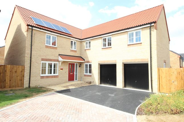 Thumbnail Detached house for sale in Plot 56 Thirsk, Thorney Meadows, Thorney, Peterborough