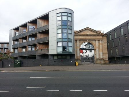 Thumbnail Flat for sale in Moore Street, Glasgow