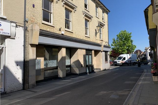 Thumbnail Retail premises for sale in 7-9 High Street, Royston, Hertfordshire