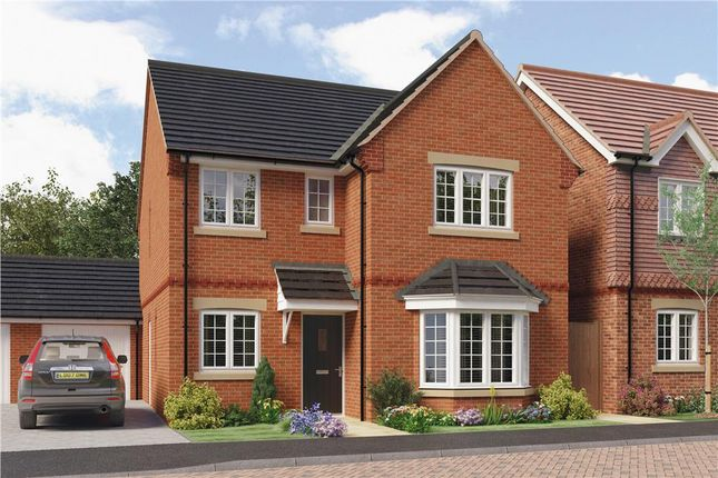 "Detached house for sale in ""Mitford"" at Anstey Road, Alton"