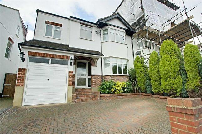 Thumbnail Semi-detached house for sale in Osbourne Avenue, Kings Langley