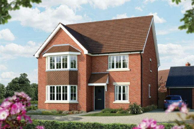 Thumbnail Detached house for sale in The Oxford, St Marys, Kings Field, Biddenham