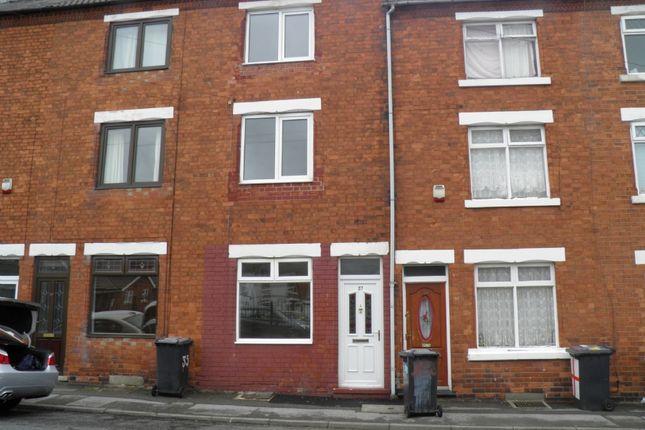 Thumbnail Terraced house to rent in Silk Street, Sutton-In-Ashfield