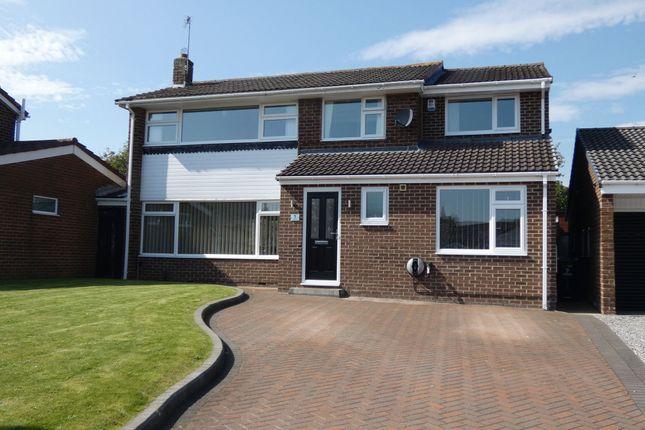 Thumbnail Detached house for sale in Broadmeadows, East Herrington, Sunderland