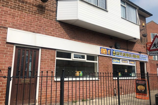 Thumbnail Flat for sale in Rotherham, South Yorkshire