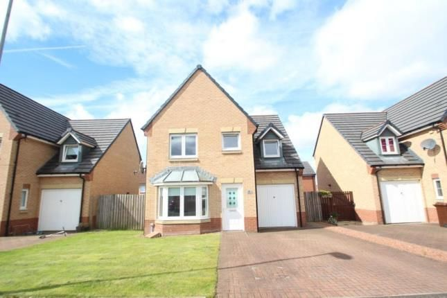 Thumbnail Detached house for sale in Inverlochy Road, Airdrie, North Lanarkshire