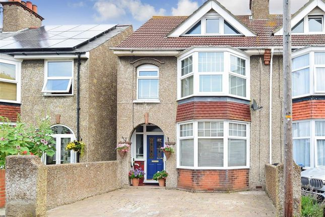 Thumbnail End terrace house for sale in Sutherland Road, Deal, Kent