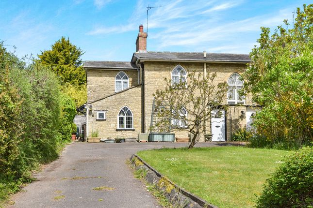 Thumbnail Cottage for sale in Water Lane, Sherington, Newport Pagnell