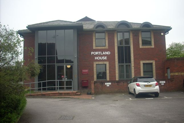 Office to let in Ground Floor, Portland House, Park Street, Bagshot