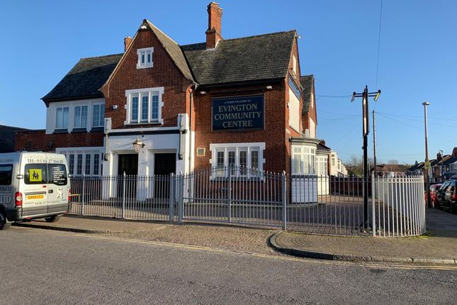 Thumbnail Commercial property to let in Kedleston Road, Leicester, Leicestershire