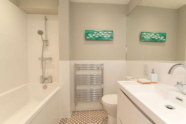 Bathroom of Hillside Road, Hale, Altrincham WA15