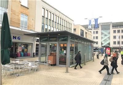 Thumbnail Restaurant/cafe to let in Kiosk 1, Merchant Street, Broadmead, Bristol
