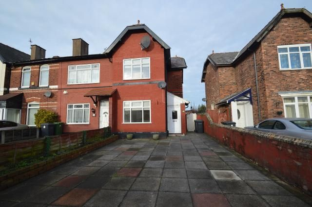 Thumbnail Terraced house for sale in Eastbourne Road, Southport