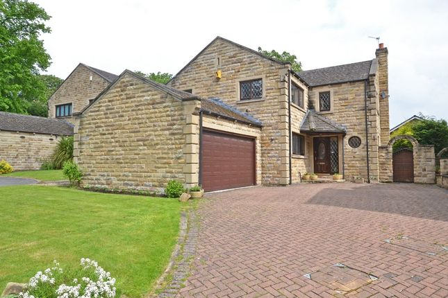 Thumbnail Detached house for sale in Chevet Croft, Sandal, Wakefield