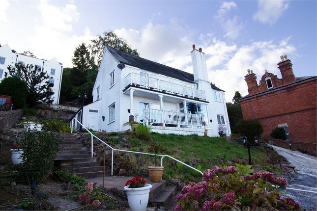 Thumbnail Detached house for sale in Abbey Road, Malvern, Worcestershire
