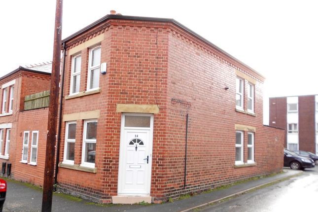 Thumbnail Terraced house to rent in Colemere Street, Wrexham