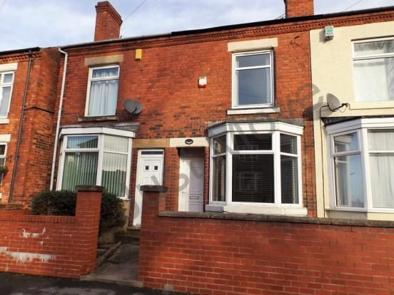Thumbnail Terraced house to rent in Francis Street, Mansfield