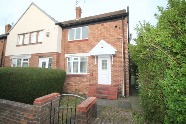 Thumbnail Terraced house to rent in Alnwick Road, Sunderland