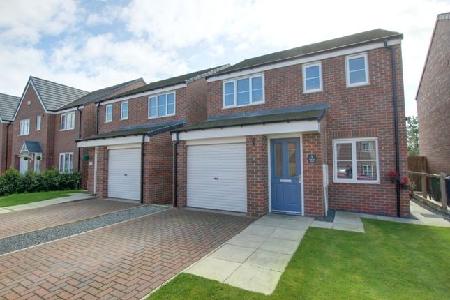 Thumbnail Detached house for sale in Bramble Close, Chilton Moor, Houghton Le Spring