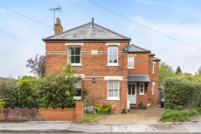 Thumbnail Detached house for sale in Church Road East, Crowthorne, Berkshire