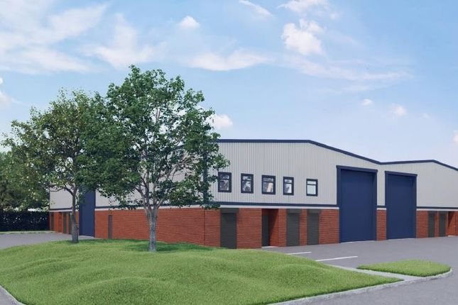 Thumbnail Industrial to let in Unit 12, Poole Hall Industrial Estate, Poole Hall Road, Ellesmere Port