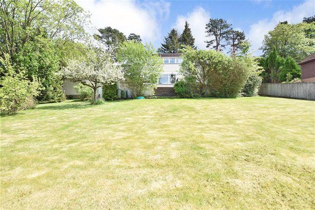 Rear Garden of Fielden Road, Crowborough, East Sussex TN6