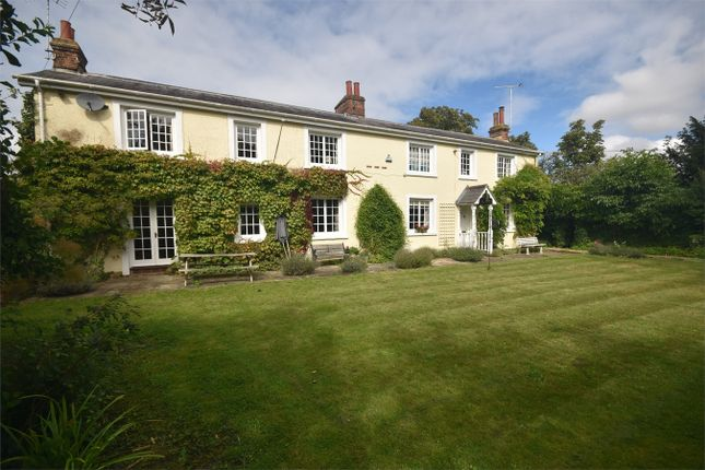 Thumbnail Detached house for sale in 2 Portway Road, Stone, Buckinghamshire