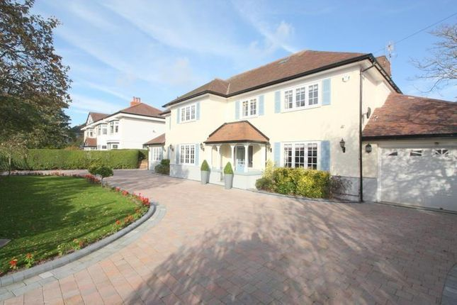Thumbnail Detached house for sale in Far Moss Road, Blundellsands, Crosby