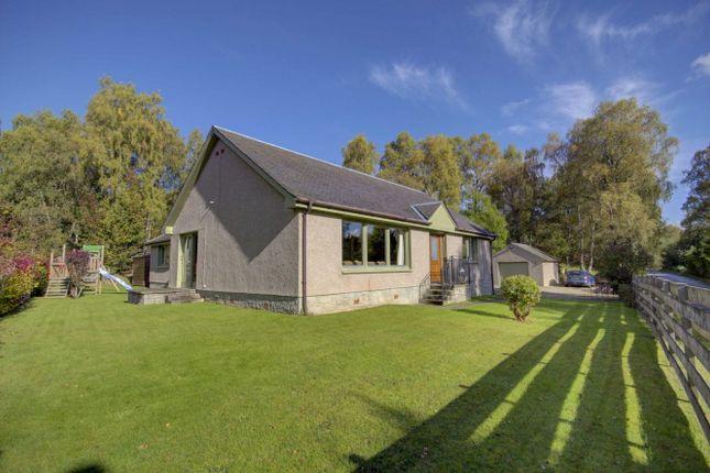 Thumbnail Bungalow for sale in Heather Bank, Tummel Bridge, Pitlochry, Perthshire