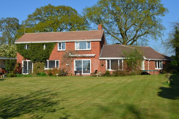 Thumbnail Detached house for sale in Horn Road, Kentisbeare, Cullompton