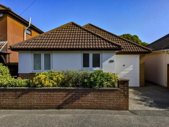 Thumbnail Bungalow for sale in Buckingham Road, Parkstone, Poole