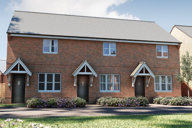 """Thumbnail Terraced house for sale in """"The Hindhead"""" at Witney Road, Kingston Bagpuize, Abingdon"""