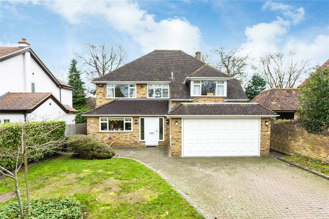Thumbnail Detached house to rent in Lewins Road, Chalfont St. Peter, Gerrards Cross, Buckinghamshire