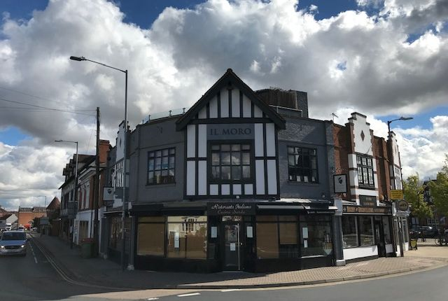 Thumbnail Restaurant/cafe to let in Guild Street, Stratford Upon Avon