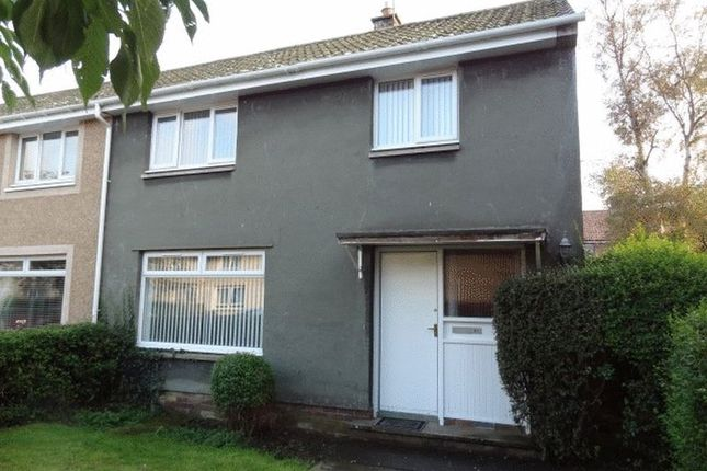 Thumbnail Semi-detached house to rent in Scott Road, Glenrothes, Fife