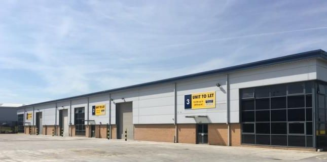 Thumbnail Light industrial to let in Various Units, Redwood Court, Campbell Way, Dinnington, Sheffield, South Yorkshire