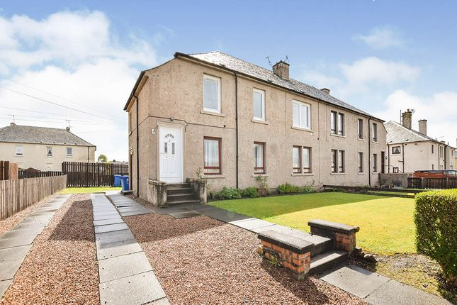 3 bed flat for sale in Sprotwell Terrace, Sauchie, Alloa, Clackmannanshire FK10