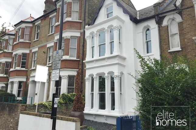 Thumbnail Terraced house to rent in Hargrave Park, London