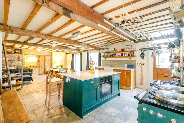Thumbnail Terraced house for sale in Bridge Street, Witney, Oxfordshire