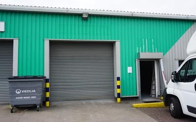 Thumbnail Light industrial to let in Unit 1, Hale Trading Estate, Lower Church Lane, Tipton, West Midlands