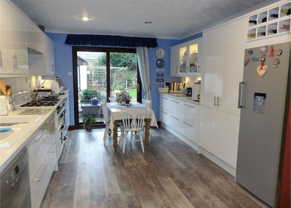 Thumbnail Detached house for sale in Roebuck Close, Steynton, Milford Haven, Pembrokeshire