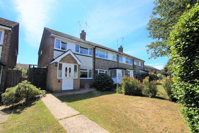 3 bed end terrace house to rent in Barrymore Walk, Rayleigh SS6