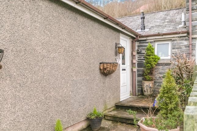 Thumbnail Bungalow for sale in Is Y Coed, Conway Road, Dolgarrog, Conwy